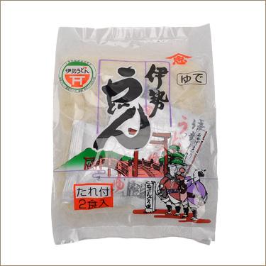 常温伊勢うどん 2食入(化粧袋)(たれ付) イメージ